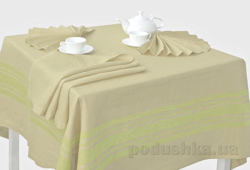 Комплект столовый льняной Белорусский лен 15С367-ШР/УП.1.1185