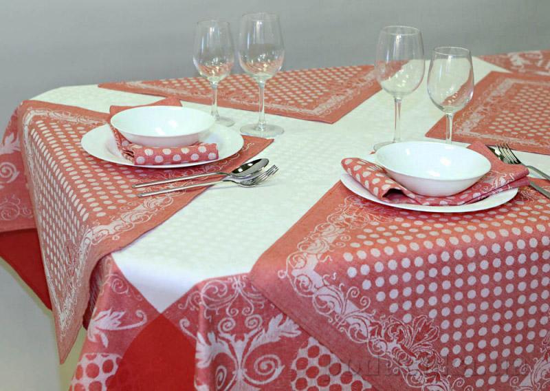 Комплект столовый Принцесса 12с520 Белорусский лен