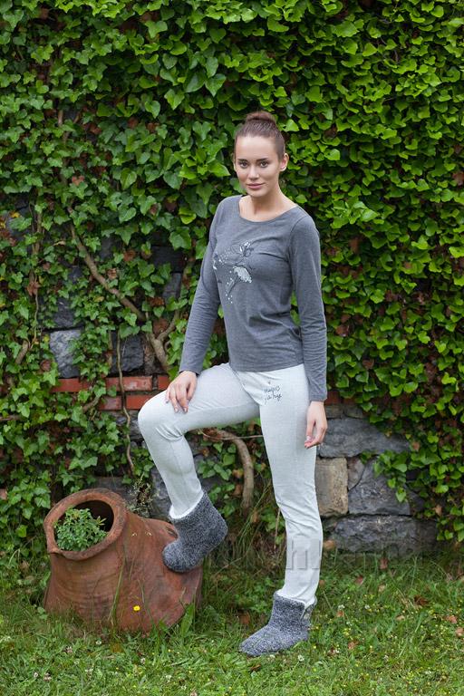 Комплект женский Hays 5118 серый