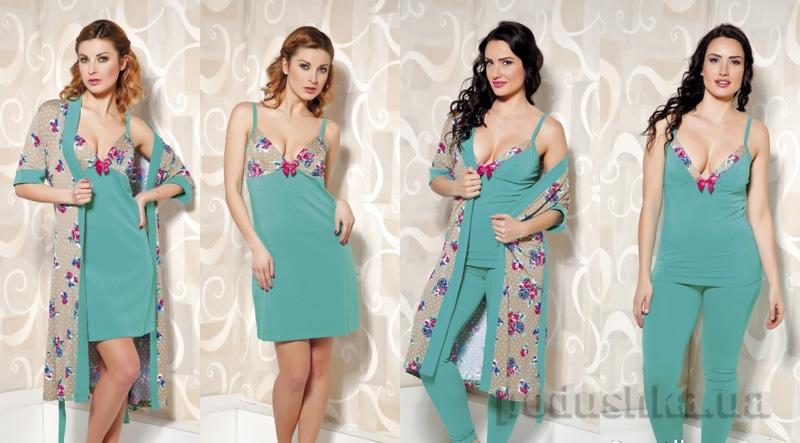 Комплект женский из 4 предметов Lady Textile 13560