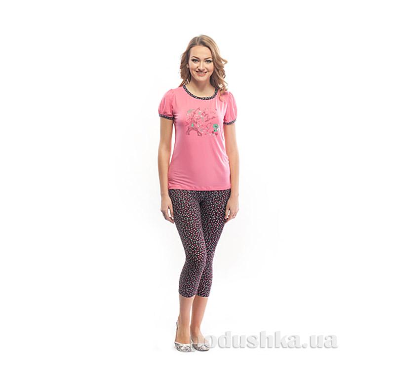 Комплект женский МТФ 01309 П розовый