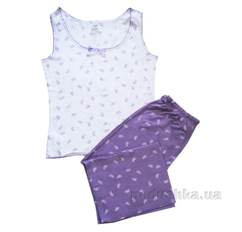Комплект женский Senti 090909 фиолетовый