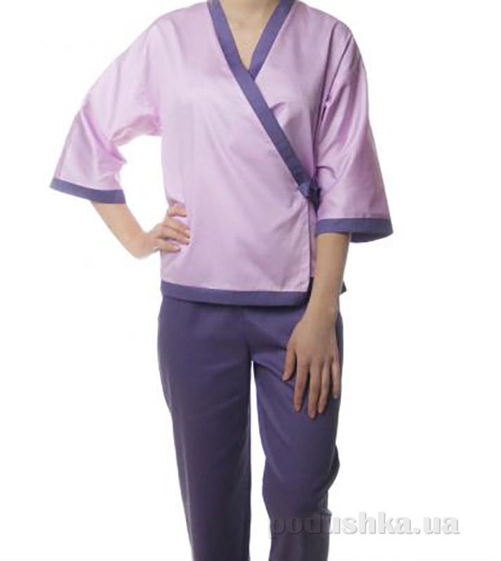 Комплект женский TM Nostra фиолетово-сиреневый