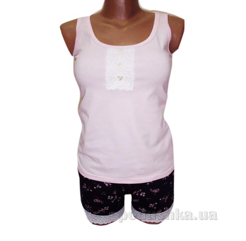 Комплект женский VVL-TEX 317/1 розовый