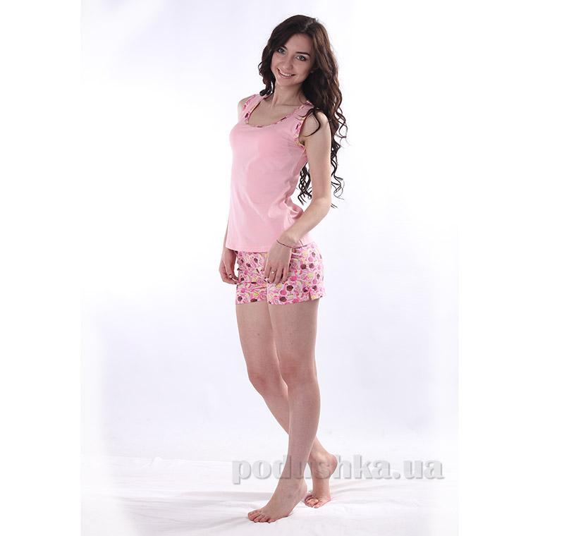 Комплект женский VVL-TEX Кексы 250 розовый