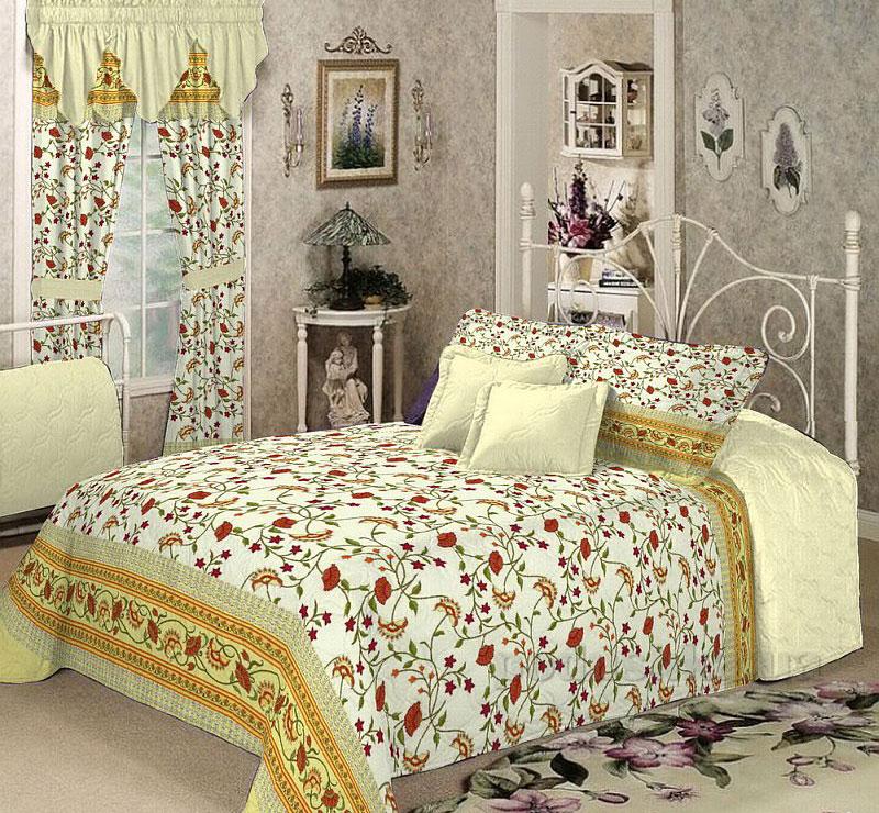 Комплект постельного белья Sergio 20-0362-cream бязь