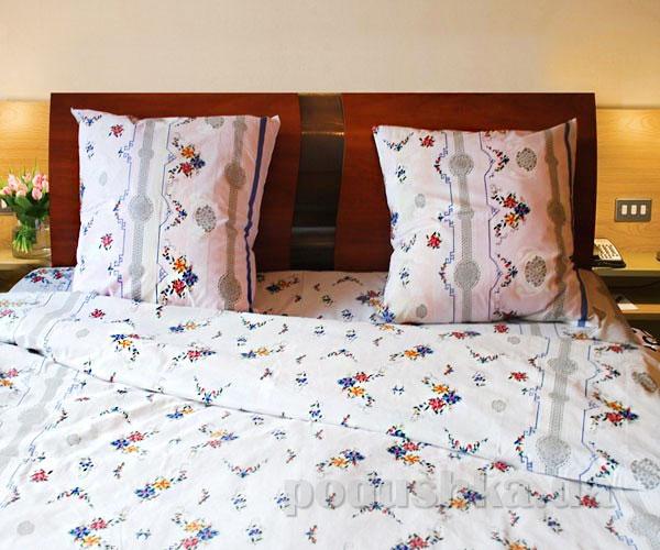 Комплект постельного белья Sergio Вышиванка бязь