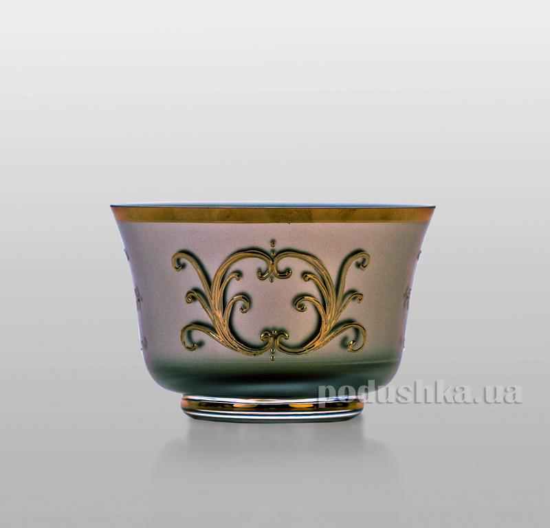 Конфетница Suny silver 140 мм Bohemia Sklo 16-140-040