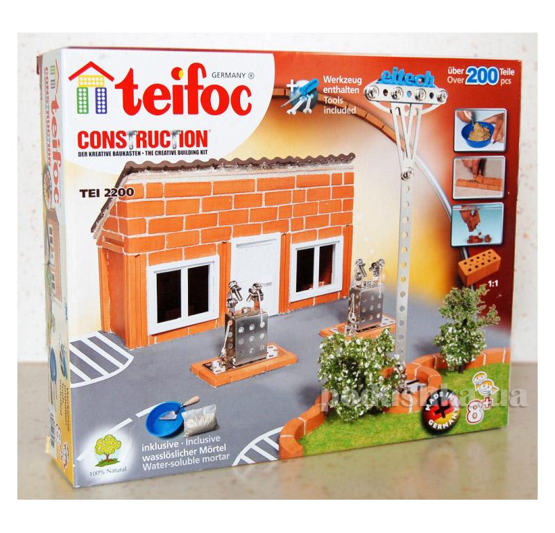 Конструктор 2200  Заправка Teifoc 3571