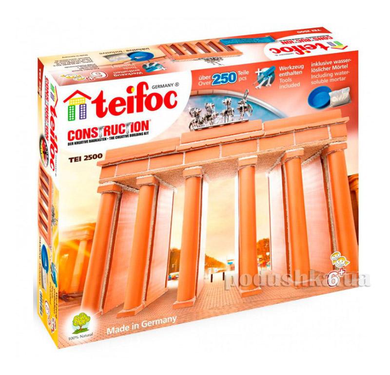 Конструктор 2500  Бранденбургские ворота Teifoc 3581