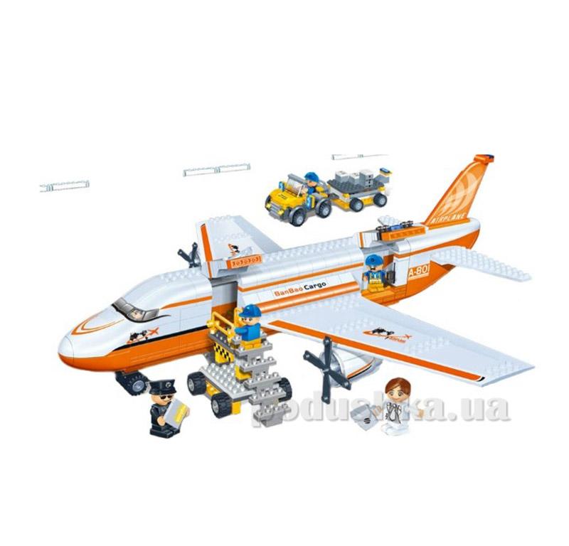 Конструктор Banbao Самолет 8281