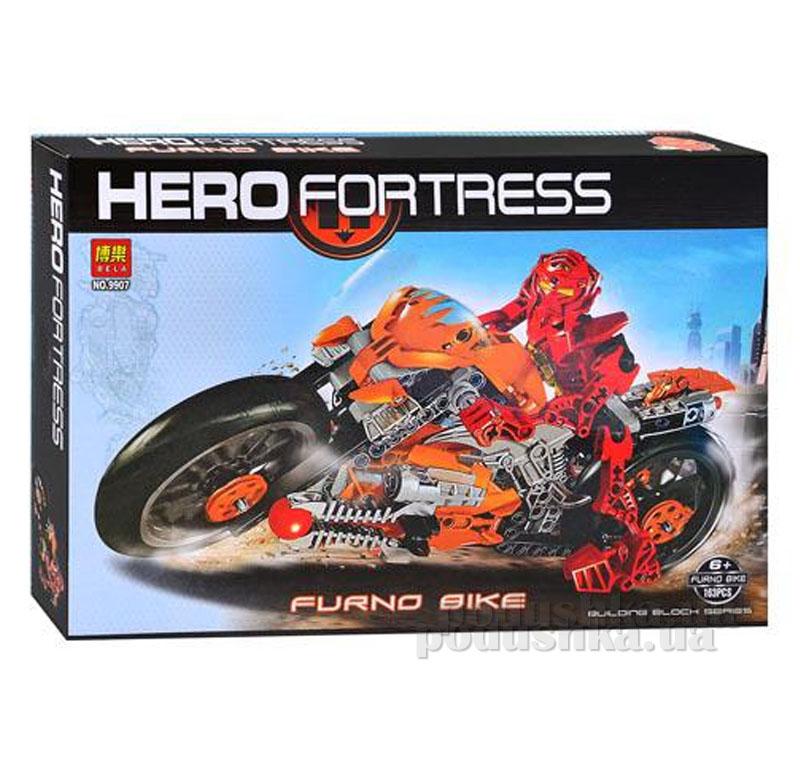 Конструктор Bela Hero Fortress 9907   Bela