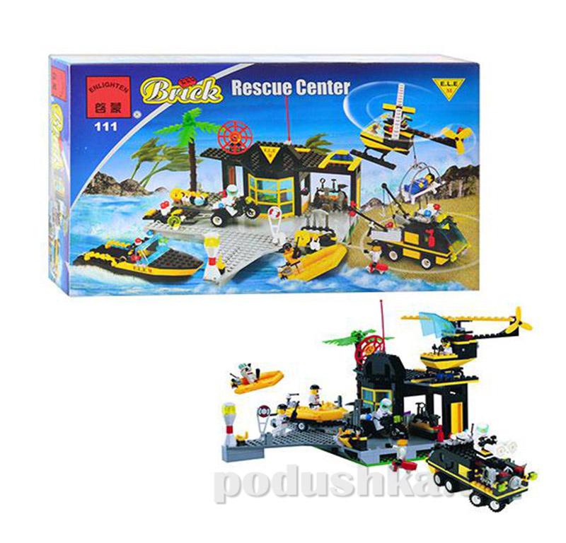 Конструктор Brick Спасательный центр 111208884