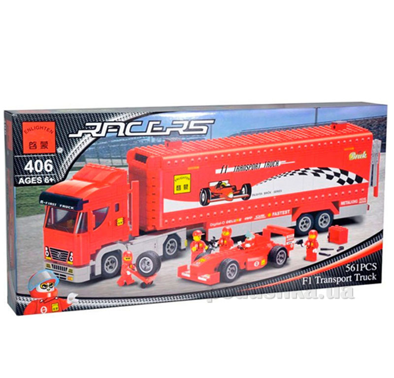 Конструктор Brick Треллер 406/474048