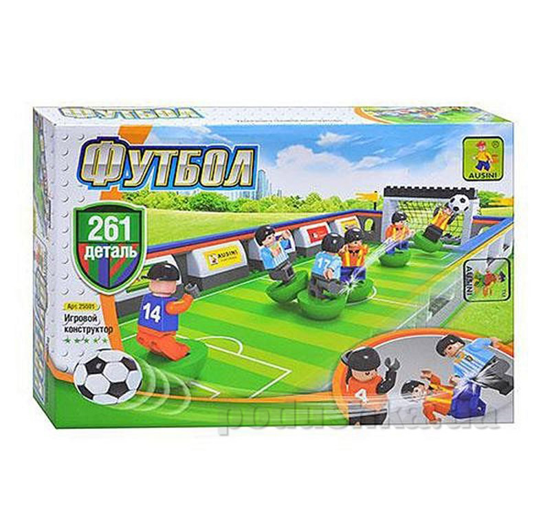 Конструктор для мальчика Ausini Футбол 25591