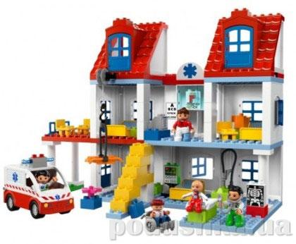 Конструктор Lego Большая городская больница Duplo 5795