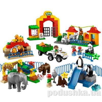 Конструктор Lego Большой зоопарк Duplo 6157
