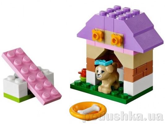 Конструктор Lego Будка Щенка Friends 41025