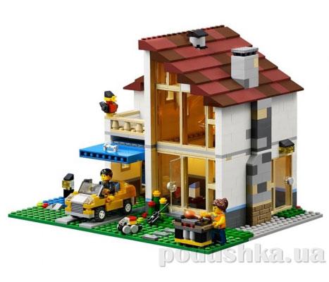Конструктор Lego Дом для семьи Creator 31012