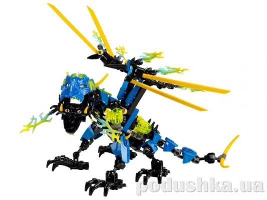 Конструктор Lego Дракон Молния Hero Factory 44009