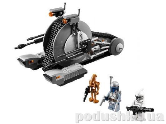 Конструктор Lego Дроид-танк Альянса Star Wars 75015