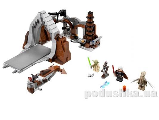 Конструктор Lego Дуэль на планете Джеонозис Star Wars 75017