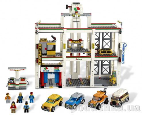 Конструктор Lego Гараж City 4207