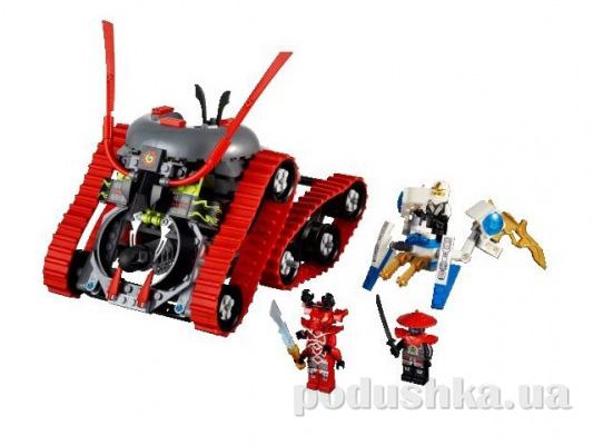 Конструктор Lego Гарматрон NinjaGo 70504
