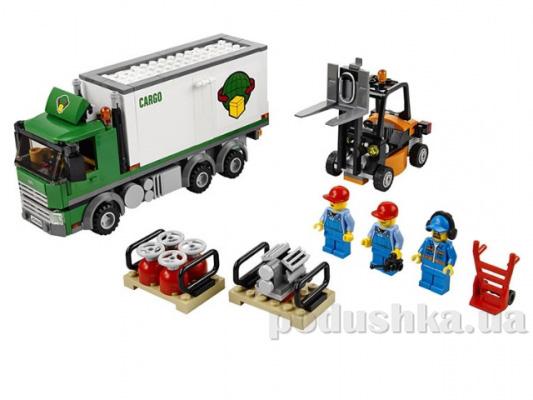 Конструктор Lego Грузовик City 60020