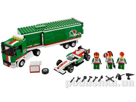 Конструктор Lego Грузовик Гран При City 60025