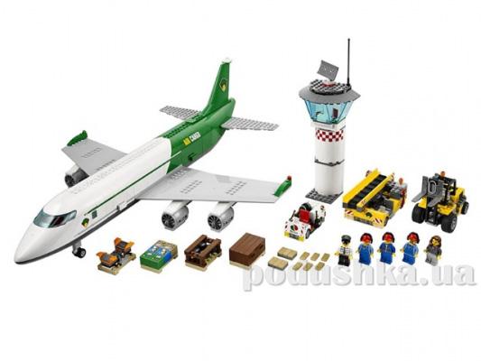 Конструктор Lego Грузовой терминал City 60022