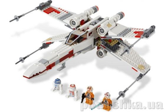 Конструктор Lego Икс-крылый Истребитель повстанцев Star Wars 9493