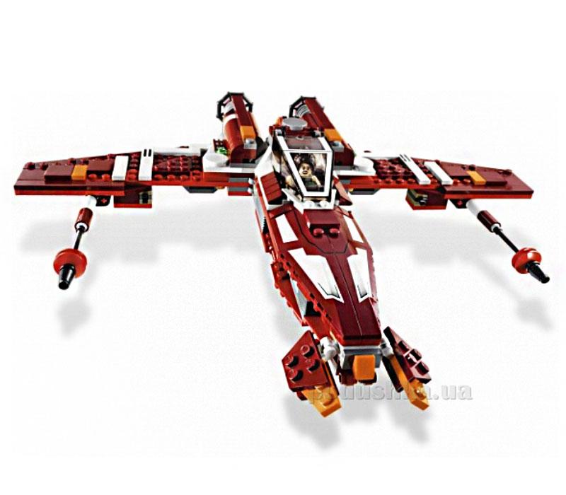 Конструктор Lego Истребитель атакующего-класса Республики Star Wars 9497