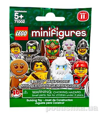 Конструктор Lego Коллекция из 16 минифигурок 11 серия 71002