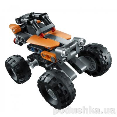 Конструктор Lego Мини внедорожник Technic 42001