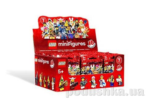 Конструктор Lego Minifigures-vol 7 Блок 8831