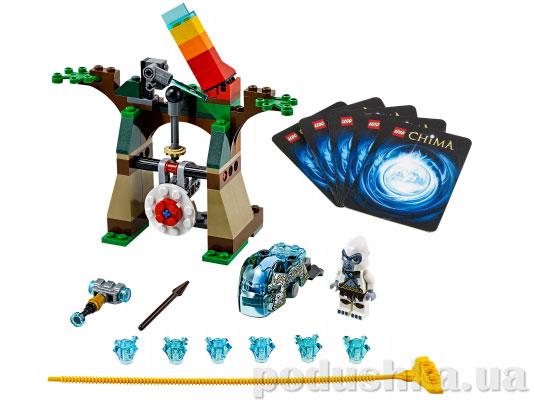 Конструктор Lego Неприступная башня Legends Of Chima 70110