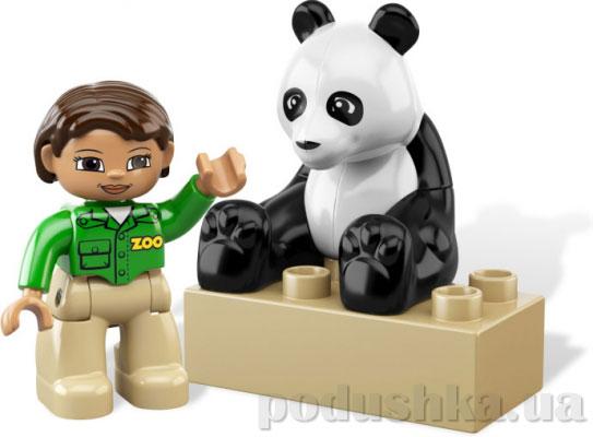 Конструктор Lego Панда Duplo 6173