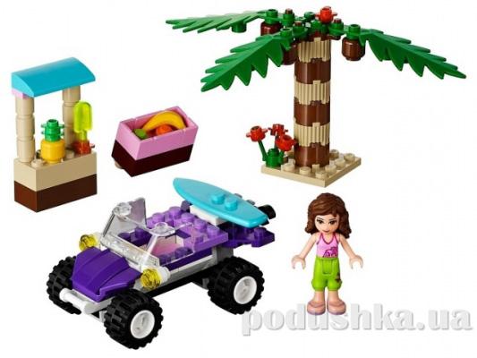 Конструктор Lego Пляжный багги Оливии Friends 41010