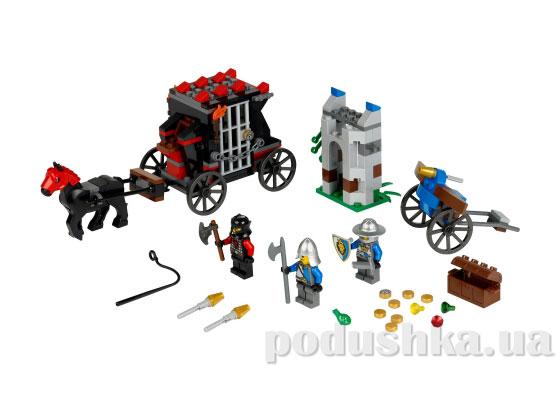 Конструктор Lego Похищение золота Castle 70401