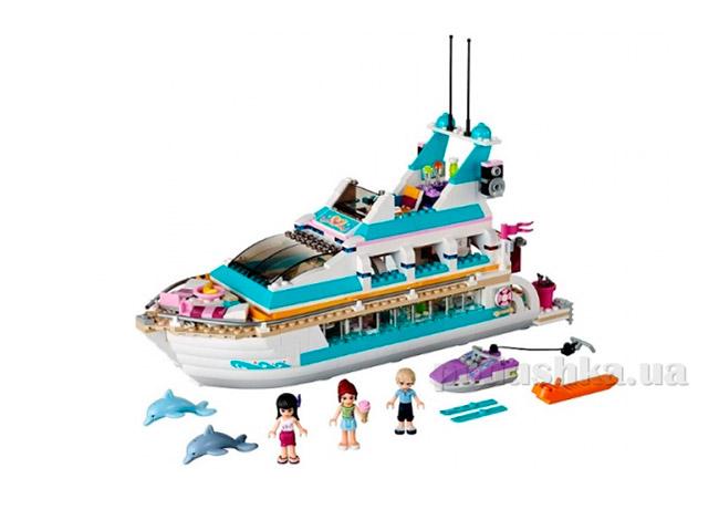 Конструктор Lego Путешествие с дельфинами Friends 41015
