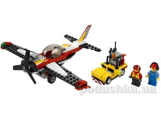 Конструктор Lego Самолёт каскадёров City 60019