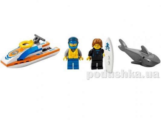 Конструктор Lego Спасение сёрфингиста City 60011