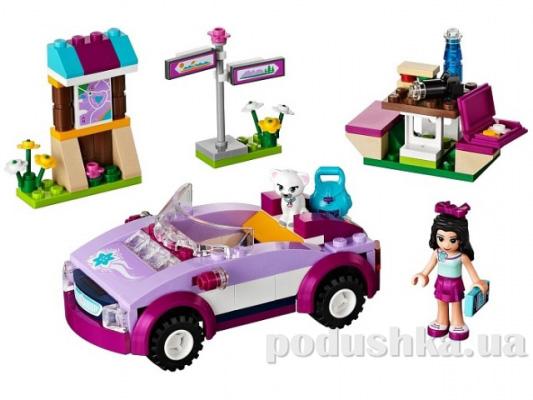 Конструктор Lego Спортивная машина Эммы Friends 41013