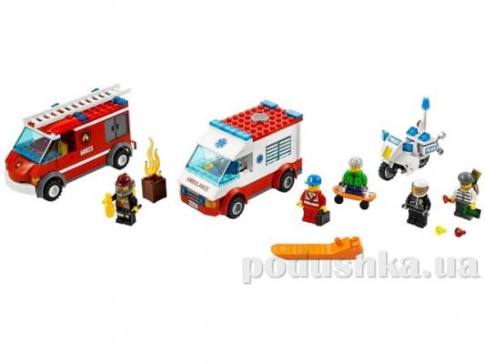 Конструктор Lego Стартовый набор City 60023