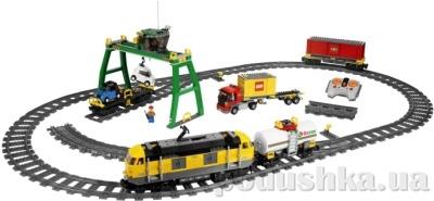 Конструктор Lego Товарный поезд City 7939