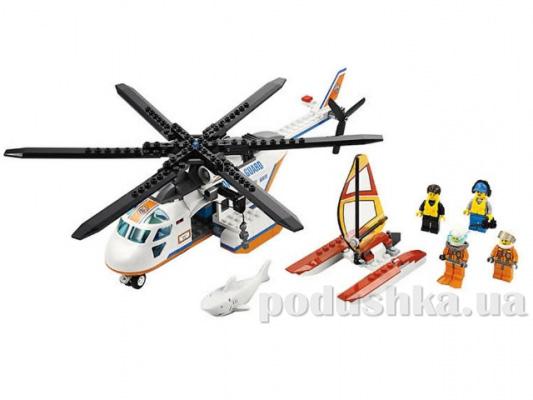 Конструктор Lego Вертолёт береговой охраны City 60013