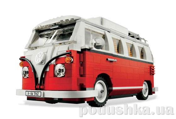 Конструктор Lego Volkswagen T1 фургон-кемпер Exclusive 10220
