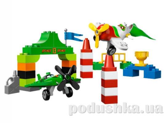 Конструктор Lego Воздушная гонка Planes Duplo 10510
