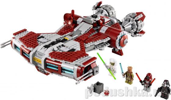 Конструктор Lego Защитник Джедаев Клана Крейсер Star Wars 75025